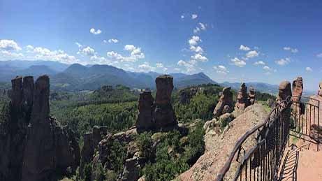 Belogradchik and Belogradchik rock