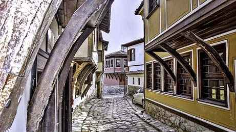 Transfer to Plovdiv and Bachkovo monastery