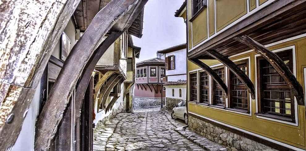 Plovdi-Bachkovo monastery trip